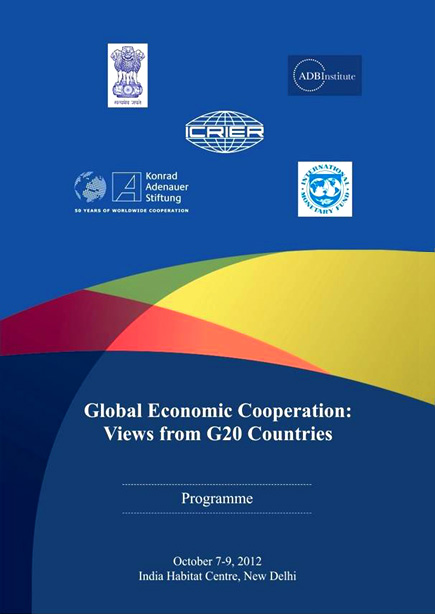 Global economic corporation: view from g 20